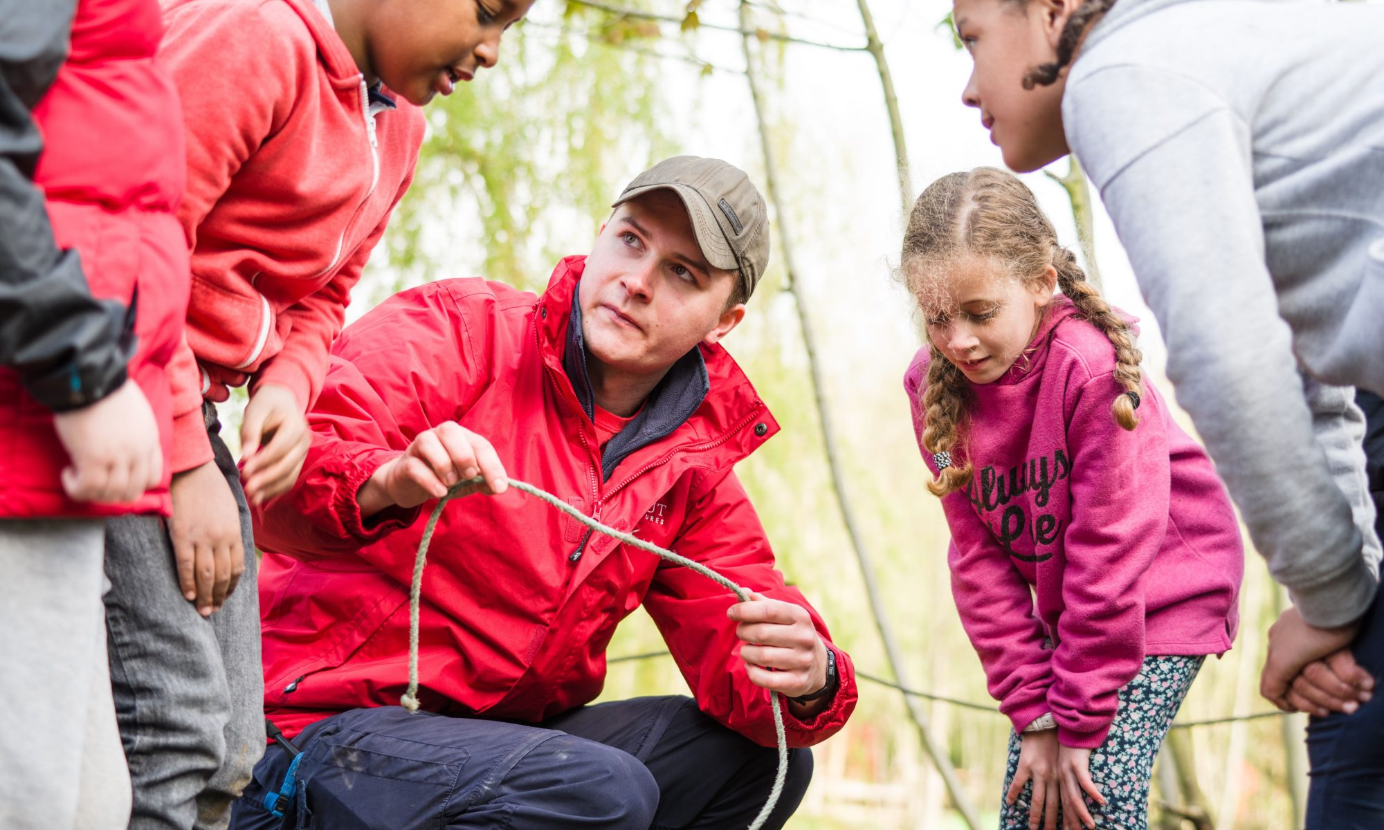 South West Region Scouts Training